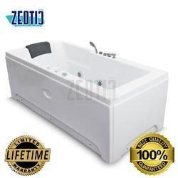 Luzia Jacuzzi Acrylic Hydromassage Bathtub