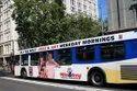 Advertisement Vinyl Sticker Bus Advertising