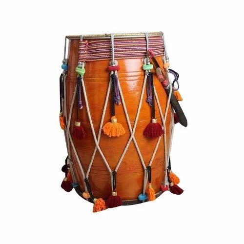 Bhangra music instruments