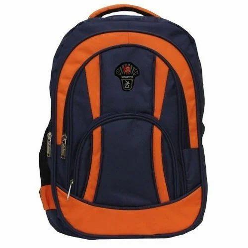 2ea73f1a0c Polyester Designer Laptop Backpack