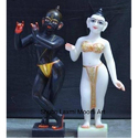 Radha Krishan Marble Statue