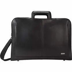 Black Non Woven Executive Laptop Bag