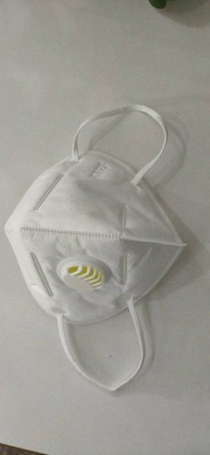 Cotton Respiratory KN95 Mask for Pharma Industry, Model Name/Number: TU12