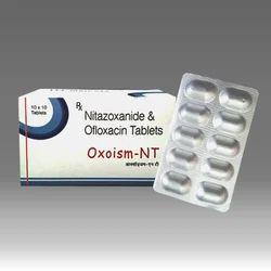 Nitazoxanide Ofloxacin Tablets