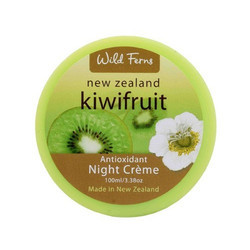 Wild Ferns Kiwifruit Night Cream