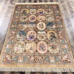 Handmade Vintage Persian Carpet
