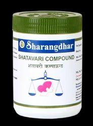 Sharangdhar Shatavari Compound 120T Tablet