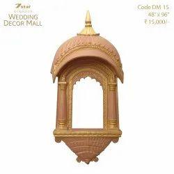 DM15 Fiberglass Dome