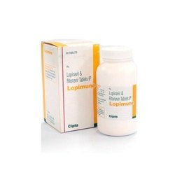 Lopinavir And Ritonavir Tablets