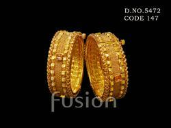 Traditional Antique Openable Bangle