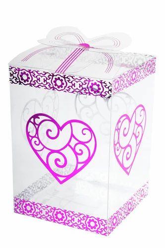 PVC Chocolate Box