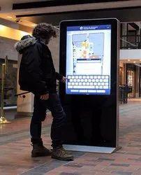 Digital Signage Display Kiosk Standee