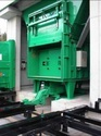 Fixed Compactor Transfer Stations with Shifting Mechanism