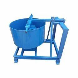 Mild Steel Color Mixer, For Industrial, Capacity: 100 Kg