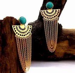 Turquiose earring