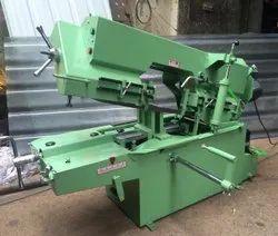 Mild Steel Metal Cutting Band Saw Machine, Capacity: 200mm, Model Name/Number: bi-200