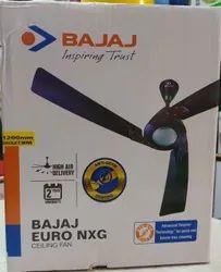 Hi Speed Metal Bajaj Euro Ceiling Fan, Size: 1200, 1200mm