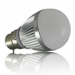 Cool White Philips LED Bulb, Base Type: E40
