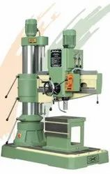 50mm Heavy duty double column all geared radial drill
