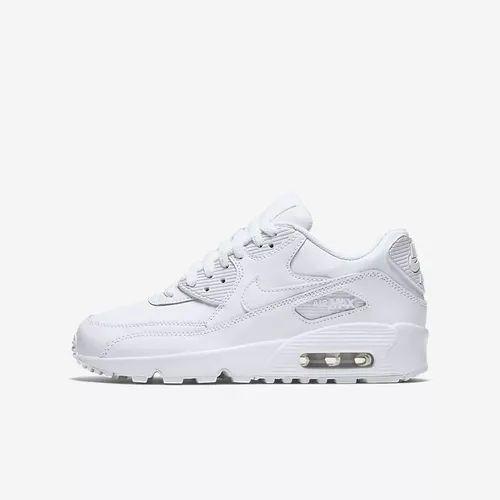 Nike Air Max 90 Leather Shoe, Nike के