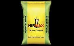 Nirmax Cement, Packing Size: 50 Kg
