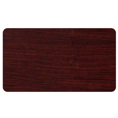 Rose Wood High Pressure Laminate Rectangular Panels Size 8 X 4 And 12 X 4 Feet Rs 160 Square Feet Id 20412671355