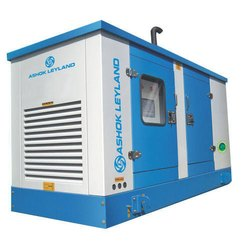 62.5 KVA  Ashok Leyland Silent Diesel Generator