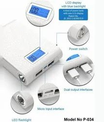 Power Bank P-034 Pn913  (without packing and without gst )