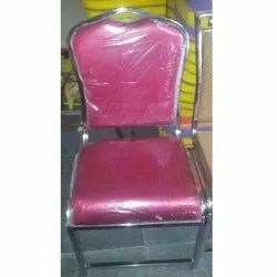 Pink Banquet Chairs