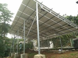 Outdoor Solar Panel