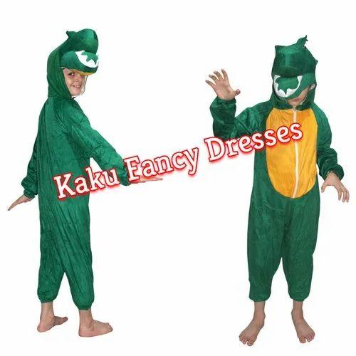 Halloween Costume 4 5.Kids Dinosaur Costume
