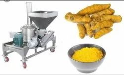 Masala grinding and packing Machine