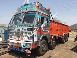 Iron TATA Truck Body, For Transportation Work, Vehicle Model: 3718