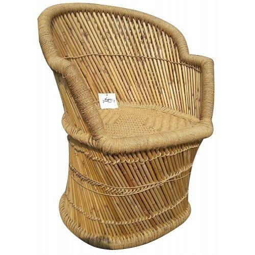 Groovy Handmade Bamboo Mudda Chair Download Free Architecture Designs Rallybritishbridgeorg