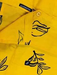 Casual Wear Printed Latest Shirts