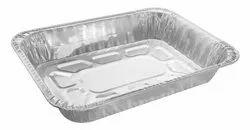 Paramount Roaster (6500 Ml) Disposable Aluminium Foil Food Container