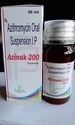 Azithromycin Oral Suspension 200 MG