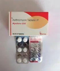 Ajethro-250 Azithromycin Tablets IP