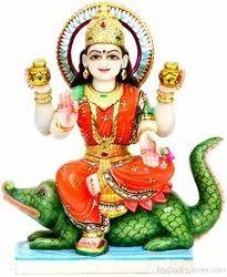 Marble Khodiyar Mata Statue