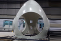 Wind Turbine Spinner And Nose Cone
