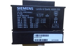 Siemens Ignition Transformer AGG5.220