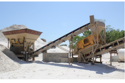 M Sand Plant