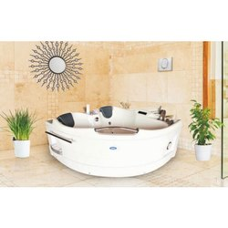 Santorni Luxuriously Rejuvenating Corner Bathtub