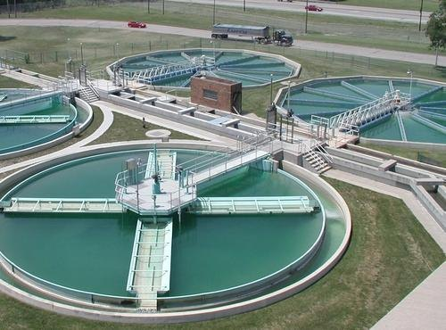 Sewage Treatment Industrial Wastewater Water Treatment Plant