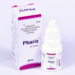 Naphazoline, Chlorpheniramine Maleate Drops