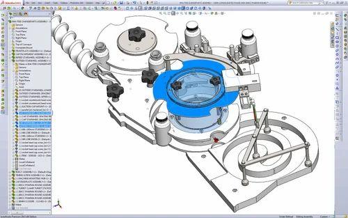 3D Mechanical Design Services, 3d Mechanical Modelling