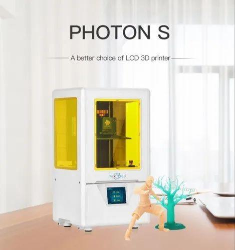 2019 Latest & Updated Anycubic Photon S Lcd Dlp Sla 3d Printer 405nm Matrix  Uv Light Dual Z