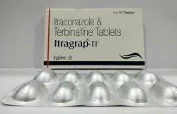 Itraconazole 100 mg, Terbinafine 250 mg Tablets