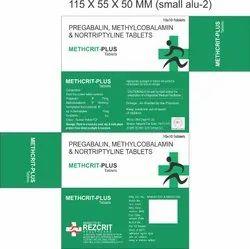Methylcobalamin Pregabalin Nortriptyline Tablet