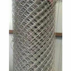Galvanized Iron Chain Link Wire Mesh